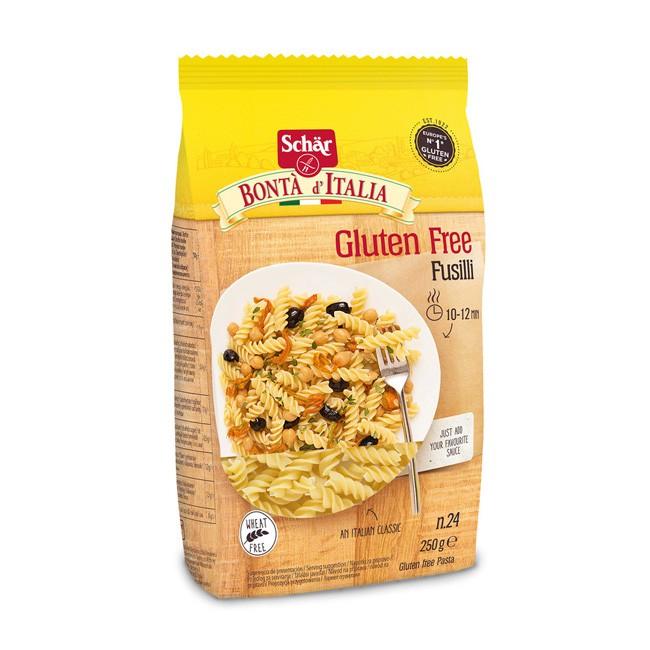 Pasta Fusilli von Dr. Schär (500g)