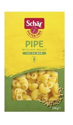 Glutenfreie Pasta Pipette von Dr. Schär (500g)