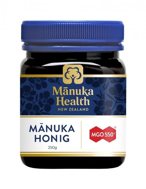 Manuka Health : Manuka Honig MGO™ 550+ (250g)