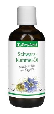 Bergland : Schwarzkümmel-Öl, bio (100ml)