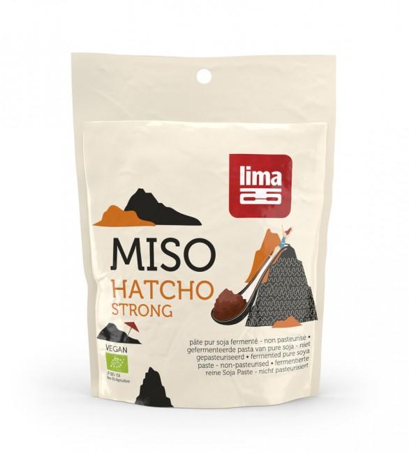 Lima : Miso Hatcho (nur Soja), bio (300g)