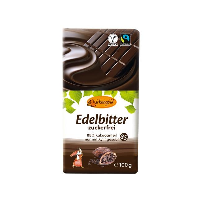 Birkengold Edelbitter Schokolade