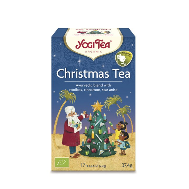 Yogi Tea Weihnachtstee im Beutel (Bio) - Christmas Tea