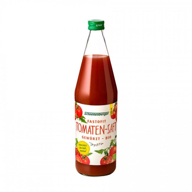 Schoenenberger Fastofit Tomatensaft 750ml