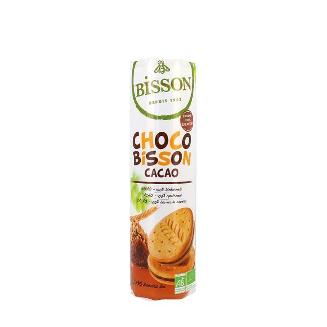 Bisson Dinkel Doppelkeks Kakao 300g