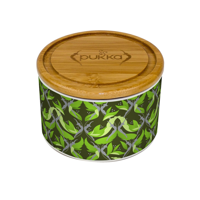 Pukka : Keramik Dose Matcha Green (1 Stk)**