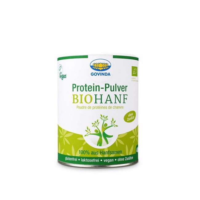 Govinda Bio Hanf Proteinpulver 400g