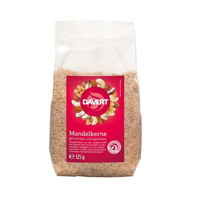 davert-mandelkerne-bio-gemahlen-125g