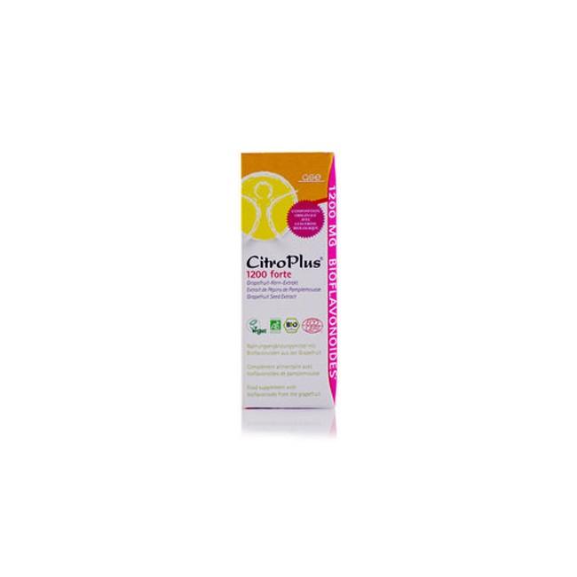 GSE Citroplus 1200 Forte Grapefruitkernextrakt bio, 50 ml