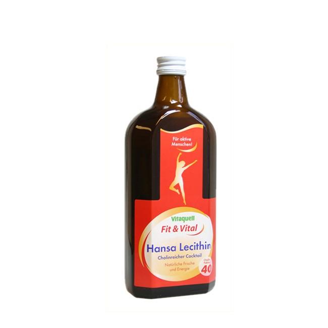 Hansa Lecithin Cocktail von Vitaquell (250ml)