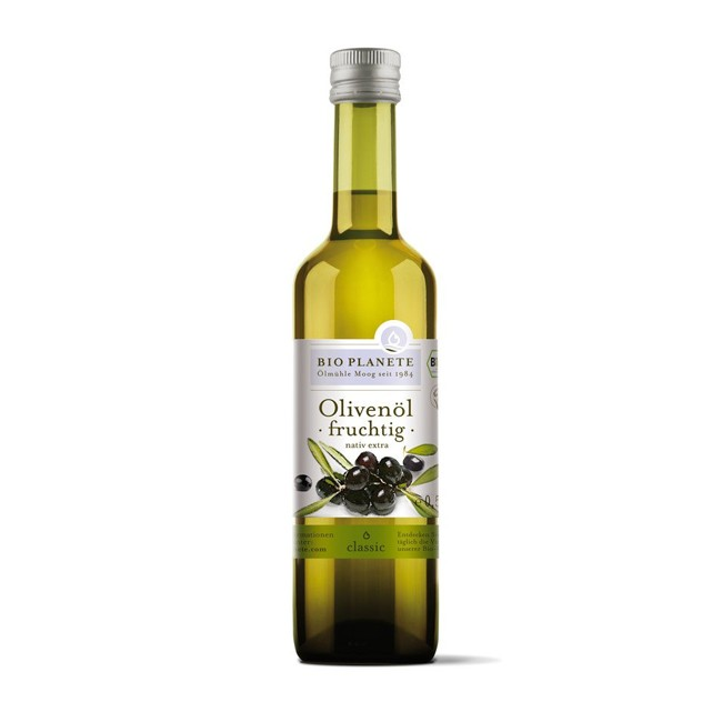 Bio Planète Olivenöl fruchtig nativ extra, bio 500ml