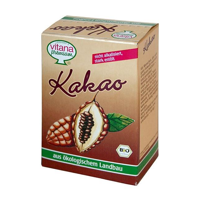 Premium Kakao von Vitana - Bio + Vegan (100g)