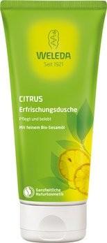 Weleda : Citrus-Erfrischungsdusche (200ml)