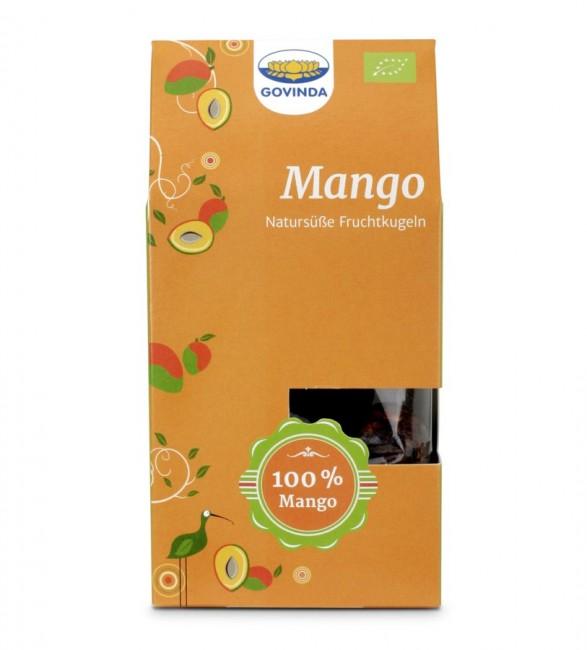Govinda : Mango Kugeln, bio (120g)
