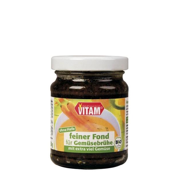 Feiner Fond von Vitam 150g viel Bio Gemüse lactosefrei