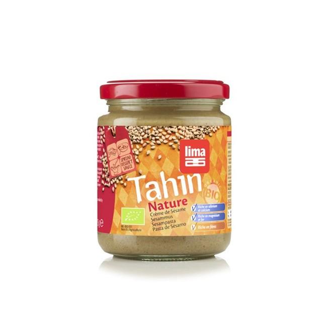 Lima Tahin - Sesammus - ohne Salz 225g BIO