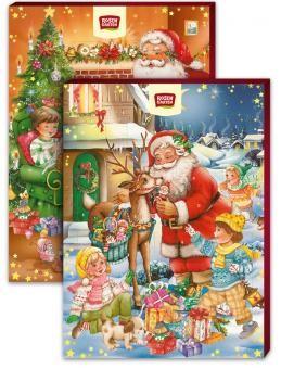 Rosengarten: Adventskalender 2fach sortiert