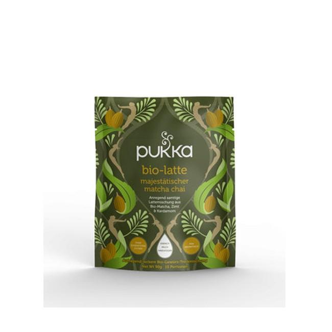 Pukka Bio Latte majestaetischer Matcha Chai