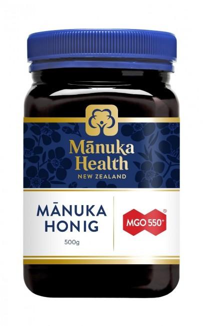 Manuka Health : Manuka Honig MGO™ 550+ (500g)