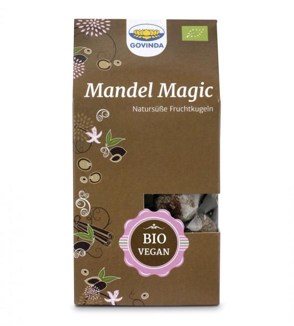 Govinda : Mandel Magic Kugeln, bio (120g)