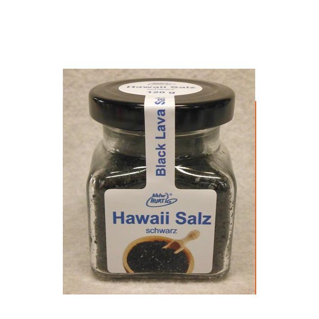 NH Hawaii Salz schwarz, Dekor (120g)
