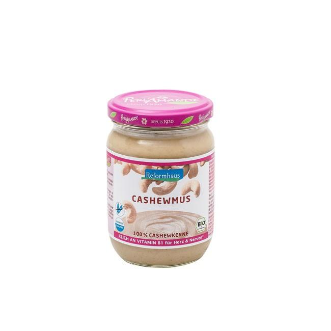 Reformhaus: Bio Cashewmus, Rohkost (500g)