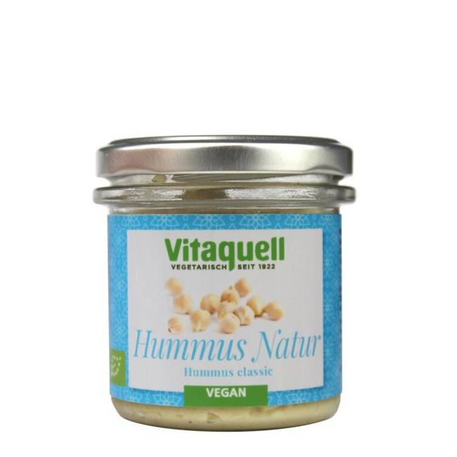 itaquell Hummus Natur, bio 130g