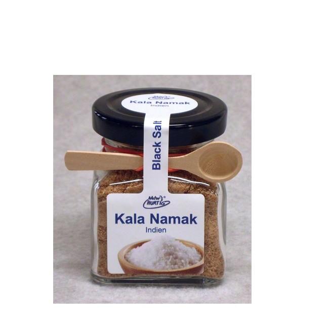 Natur Hurtig: Kala Namak fein (120g)