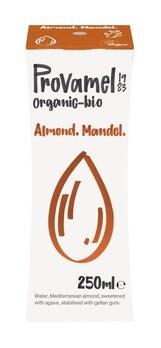 Provamel Bio Mandeldrink mit Agavensirup gesüsst und to go 250ml