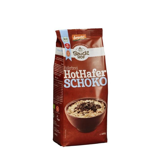 Bauckhof Hot Hafer Schoko, demeter 400g