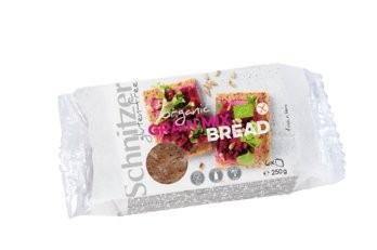 Schnitzer : Glutenfreies Grain Mix Bread, bio (250g)