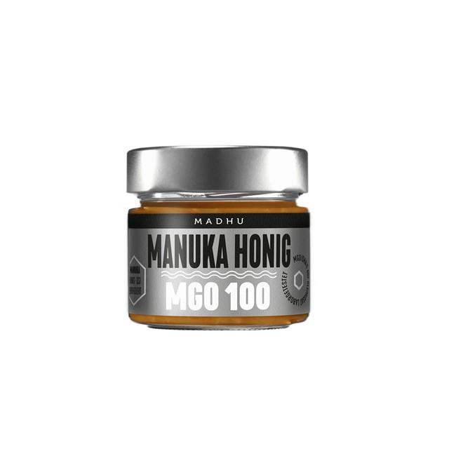 Madhu Manuka Honig MGO 100 150g