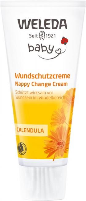 Weleda : Calendula-Wundschutzcreme (75ml)