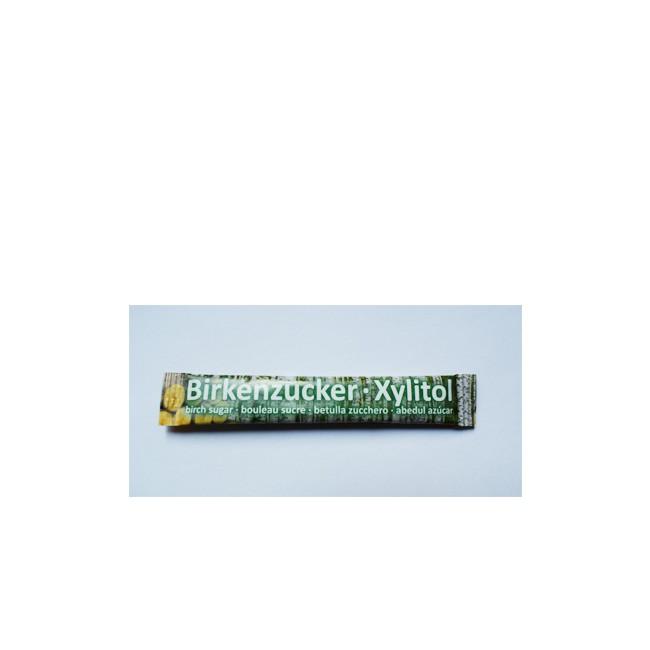 Natur Hurtig : Birkenzucker Xylitol Sticks (4x1000g
