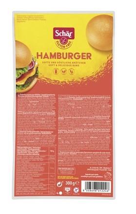 Hamburger Brötchen von Dr. Schär (300g)