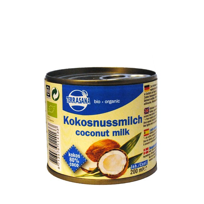 TerraSana-Kokosmilch-bio-200ml