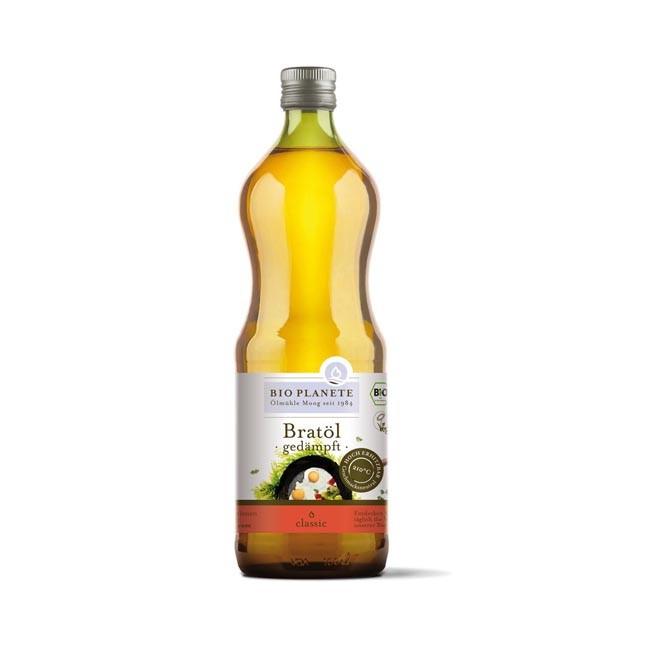 Bio Planète Bratöl gedämpft, bio 1l