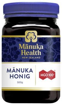 Manuka Health : Manuka Honig MGO™ 100+ (500g)