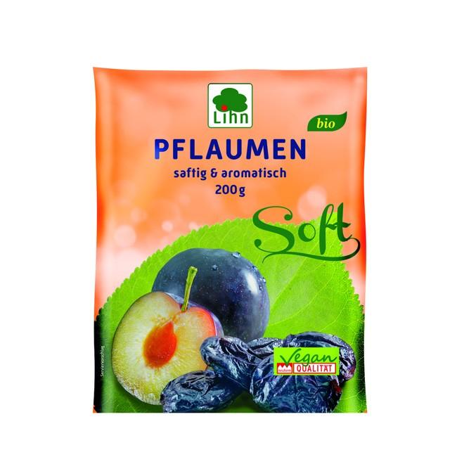 Lihn Soft Pflaumen, saftig und aromatisch 200g