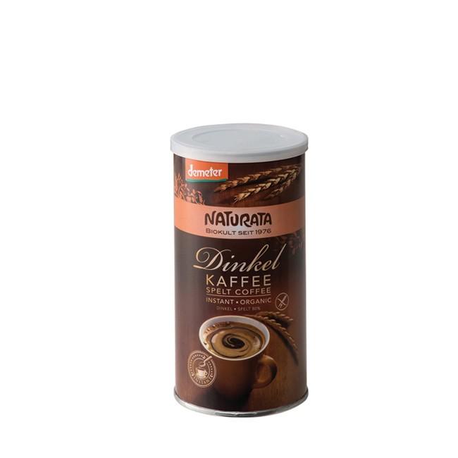 glutenfreier Demeter Instant Dinkelkaffee von Naturata 75g-Dose-75g