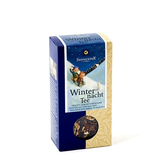 Loser Tee Winternacht von Sonnentor - ein Früchte-Gewürztee (100g)