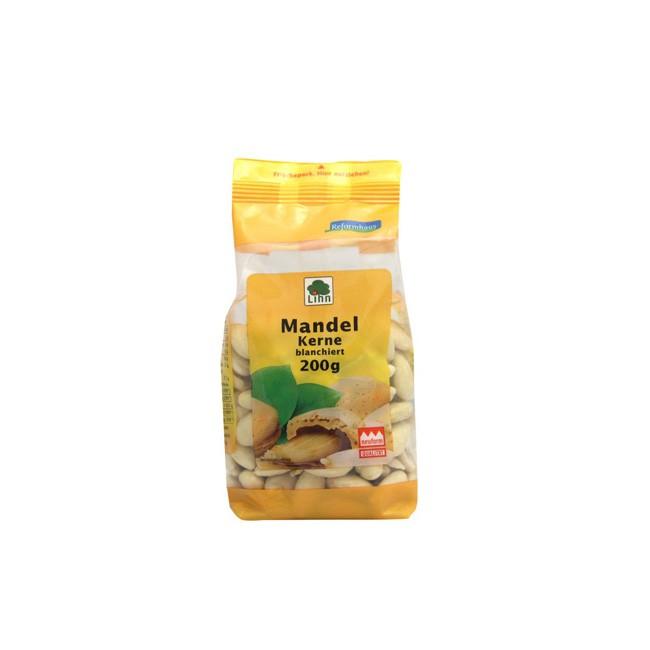 Lihn: Blanchierte Mandeln 200g