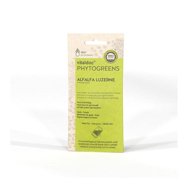Vitaldoc Phytogreens Alfalfa bio 65g