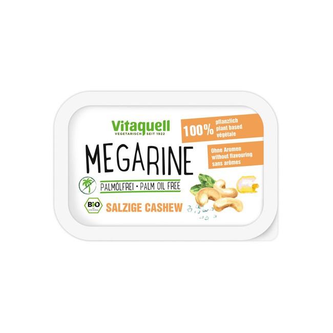 Vitaquell Megarine Salzige Cashew (250g), bio