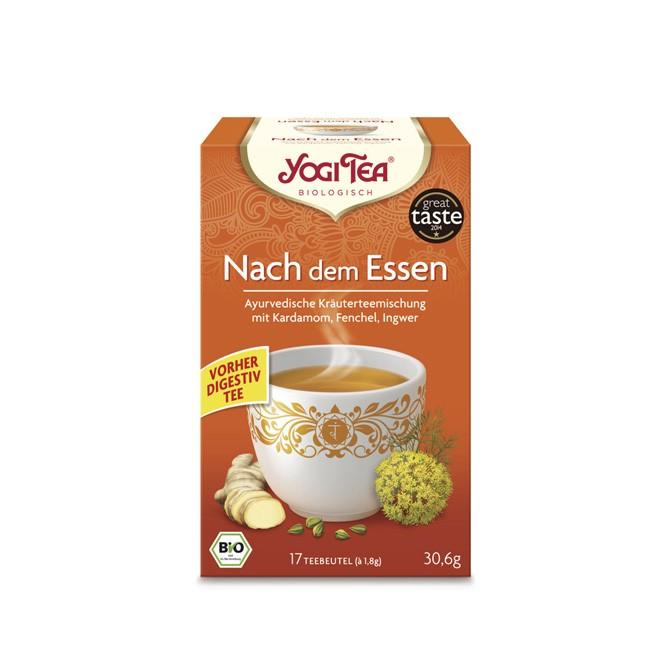 Yogi Tee Digestiv Nach Dem Essen bio