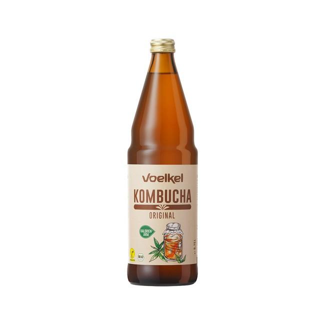 Voelkel: Kombucha Original, bio (0,75l)