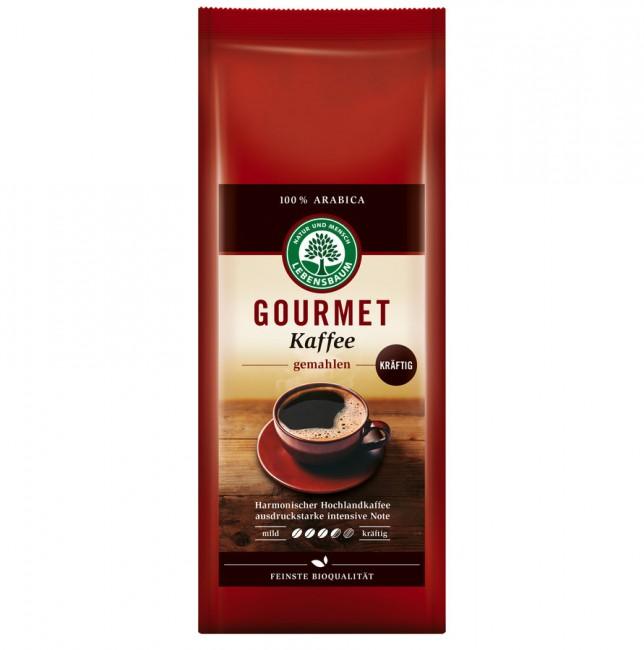 Lebensbaum : Gourmet Kaffee gemahlen, kräftig, bio (500g)