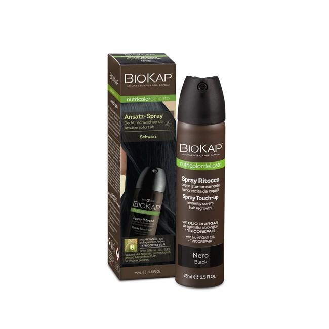 BioKap : Ansatzspray schwarz (75ml)