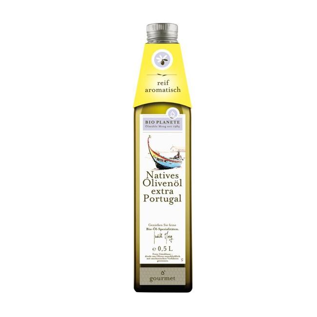 Bio Planète Olivenöl aus Portugal, nativ extra, bio 500ml