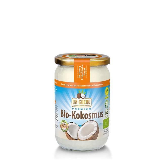 Bio Kokosmus (200g) von Dr. Goerg in Premium Qualität